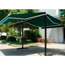 Awntech Rich10 F Retractable Awning Free Standing Manual 10 W X 16