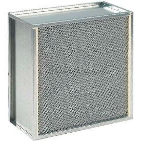 "Airex® 12""x12""x6"" HEPA Filter, Med Air, 95% DOP Efficiency, Metal Frame, High Quality"
