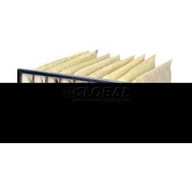 "Airex; 12""x24""x29"" Multi-Pocket Bag Filter, 3-Pocket Fiberglass Enviro-Pak, 95% Efficiency, High Qua"