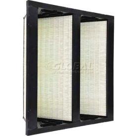 "Airex® 12""x24""x12"" Superflow Quad Rigid V-Bank Cartridge Filter, High Quality"