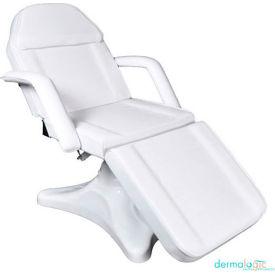 AYC Group Sachse Salon Facial Chair - Vinyl - White