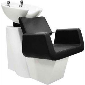 AYC Group Aron Shampoo Unit, White