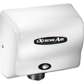American Dryer ExtremeAir W/ ECO No Heat Technology - Steel White Epoxy EXT7-M