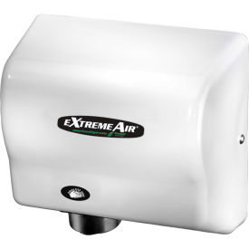 American Dryer ExtremeAir W/ ECO No Heat Technology - White ABS EXT7
