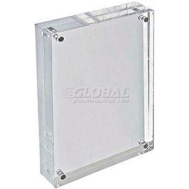 Retail display fixtures acrylic glass displays azar for Acrylic glass block