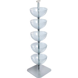 Bowl Displays - Standing and Tiered