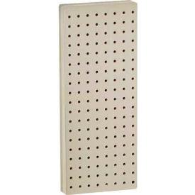 "Azar Displays 770820-ALM Pegboard Wall Panel, 8"" x 20"""