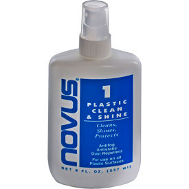 Plastic Cleaners & Scratch Removers