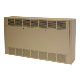 TPI Forced Air Cabinet Unit Heater 6333D052033B3DOF - 5000/3000W 208V 1 or 3 PH