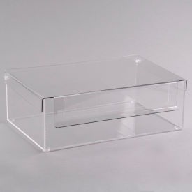 "Cal-Mil 1478 Eco Modern Bin with Cover 19""W x 13""D x 5""H"