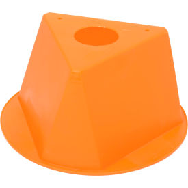 Inventory Cone Orange 3-Sided