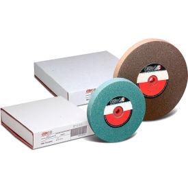 """CGW Abrasives 38114 Bench & Pedestal Grinding Wheel 6"""" x 3/4"""" x 1 """" 80 Grit Aluminum Oxide"""