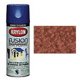 Krylon Fusion for Plastic Paint Hammered Finish Copper