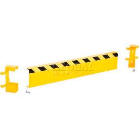 """Structural Guard Rail w/2 Drop-In Brackets - 48""""L"""