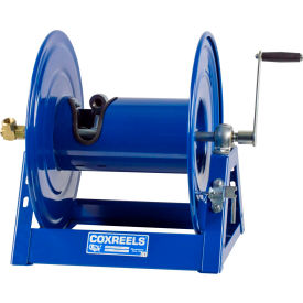 """Coxreels 1125-5-175 Competitor Series 3/4""""x175' 3000 PSI Hand Crank Steel Hose Reel  by"""