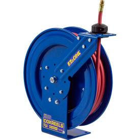 """Coxreels EZ-P-LP-350 3/8""""x50' 300 PSI EZ-Coil Safety Series Spring Retractable Hose Reel by"""