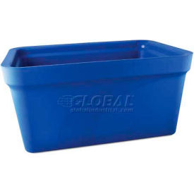 Bel-Art Magic Touch 2™ Ice Pan without Lid 168079901, 9.0 Liter, Blue, 1/PK