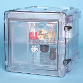 Bel-Art Secador 2.0 Vertical Desiccator Cabinet 420721000, 1.2 Cu. Ft., Clear by