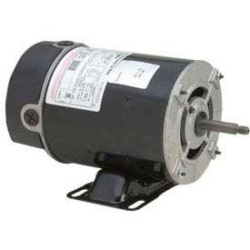 Motor-1-1/2 Hp Thru Bolt 115/230V