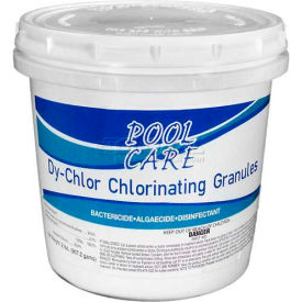 Pool Care Stabilized Chlorinating Granules, 2 Lbs. Bucket - Pkg Qty 12