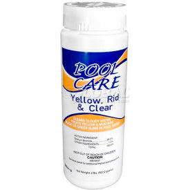 Pool Care Pool Care Yellow Rid & Clear - Pkg Qty 12