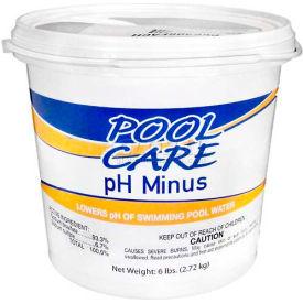 Pool Care Ph Minus, 6 Lbs Bucket - Pkg Qty 12