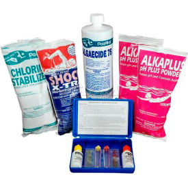 Pool Care 10,000 Gallon Pool Start Up Kit