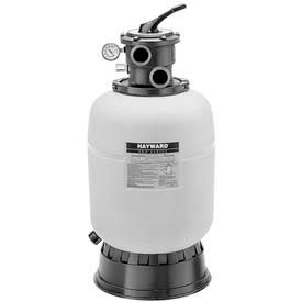 hayward above ground pump and filter