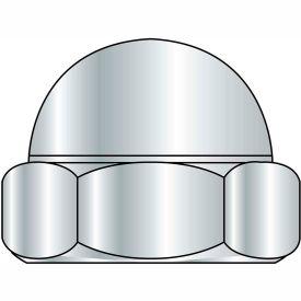 Acorn Nut #8-32 Steel Nickel Plated 2 Piece Package of 400 Brighton-Best 301015 by