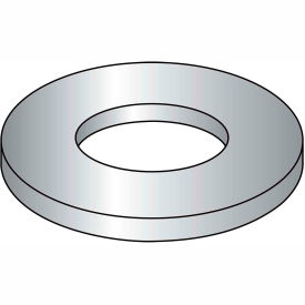 Flat Washer - M8 - Steel - Zinc CR+3 - DIN 125A - 140 HV - Pkg of 200 - BBI 370023