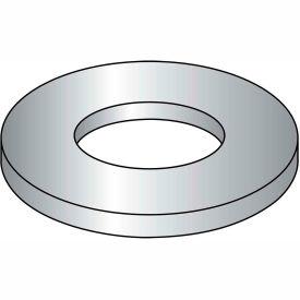 Flat Washer - M10 - Steel - Zinc CR+3 - DIN 125A - 140 HV - Pkg of 200 - BBI 370024