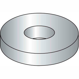 """Flat Washer - 3/8"""" x 7/8"""" x 0.050"""" - 18-8 (A2) Stainless Steel - Pkg of 100 - Brighton-Best 390140"""