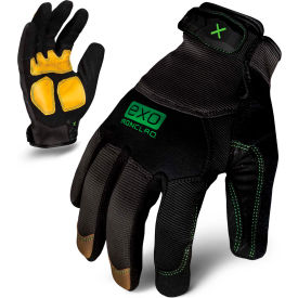 Ironclad® EXO2-MLR-04-L EXO Modern Leather Reinforced Gloves, 1 Pair, L