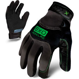 Ironclad® EXO2-MWR-04-L Modern Water Resistant Work Gloves, Gray, 1 Pair, L