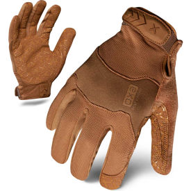 Ironclad® EXOT-GCOY-03-M Tactical Operator Gloves, Coyote, 1 Pair, M