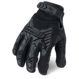 Ironclad® EXOTA-IBLK-05-XL Tactical Impact Gloves, Black, 1 Pair, XL