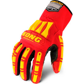 Ironclad® KRC5-04-L KONG® Rigger Oil & Gas Safety Gloves, Cut A5, 1 Pair, L