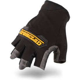 Ironclad® MFG2-06-XXL Mach-5® Utility Gloves, Black, 1 Pair, 2XL