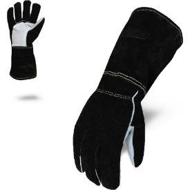 Ironclad® WMIG MIG Welder Glove, Spilt Buffalo/Cowhide,, 1 Pair, M, WMIG-03-M