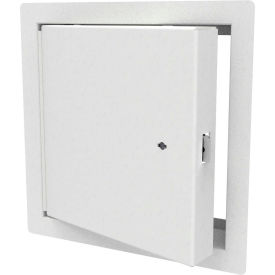 "Babcock Davis BUTK2222 22"" x 22"", Access Door, Exposed Flange, Knurled Knob"