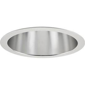 "Lithonia F8O3A 8"" Open Reflector Trim With Clear Diffuser Use With LF8N 2/26-42TRT MVolt"