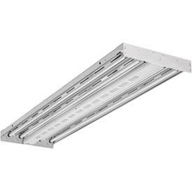 Lithonia IBZT5 4L WD T5 4 Light Wide Distribution Fluorescent High Bay W/ 4100K Lamps Included