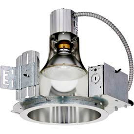 "Lithonia LP8N 8"" Incandescent Commercial Grade Non-IC Recessed Housing"