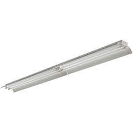 Lithonia TL232 MV 8' T8 Multi Volt Industrial Tandem Strip w/ Reflector