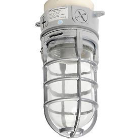 Lithonia VC150I M12 150 W Incandescent Ceiling Mount Vapor Tight
