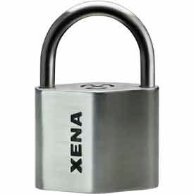 "XENA XPL Series Bullett-Lock Alarm, 2-3/8"" Shackle Width, 1-13/16"" Shackle Ht"