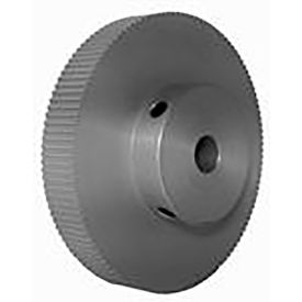120 Tooth Timing Pulley, (Mxl) 2.03mm Pitch, Gold Anodized Aluminum, 120mp037m6a10 - Min Qty 3