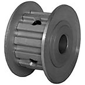 12 Tooth Timing Pulley, (Xl) 5.08mm Pitch, Clear Anodized Aluminum, 12xl037m3fa6 - Min Qty 8