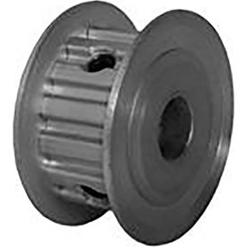 15 Tooth Timing Pulley, (Xl) 5.08mm Pitch, Clear Anodized Aluminum, 15xl037m3fa8 - Min Qty 8