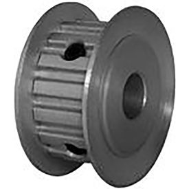 16 Tooth Timing Pulley, (Xl) 5.08mm Pitch, Clear Anodized Aluminum, 16xl037m3fa8 - Min Qty 8